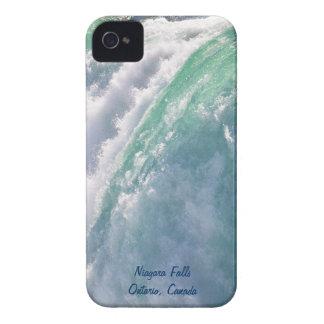 La herradura de la cascada cae en la caja del iPhone 4 cárcasa