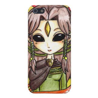 La hija de Mages iPhone 5 Cobertura