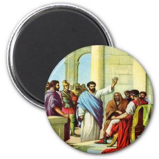 la historia de Paul de su imán de la aventura