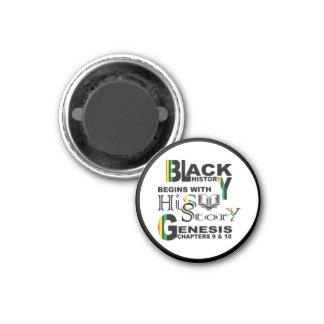 La historia negra comienza el imán RndRBDR de