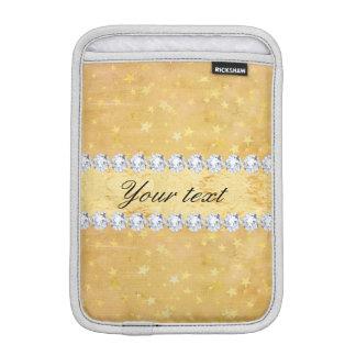 La hoja de oro de la acuarela protagoniza funda para iPad mini