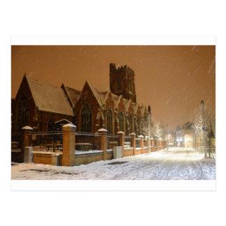 La iglesia Acton de St Mary Postal