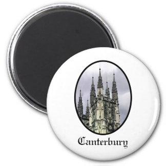 La iglesia de Inglaterra Cantorbery tuerce en Imán