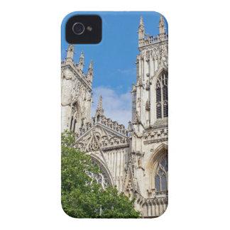 La iglesia de monasterio en York Funda Para iPhone 4