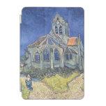La iglesia en el Auvers-sur-Oise Cover De iPad Mini
