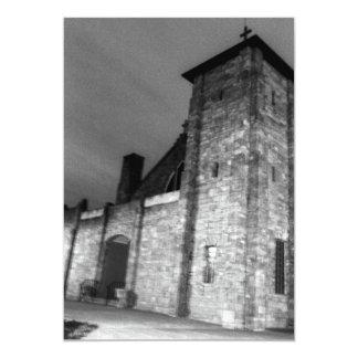 La iglesia invitación 12,7 x 17,8 cm