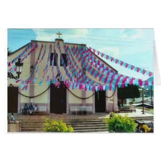 La Iglesia Tarjeta De Felicitación