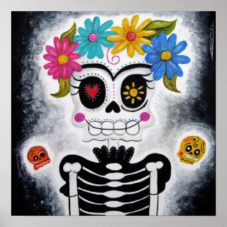 La IMPRESIÓN florida del cráneo