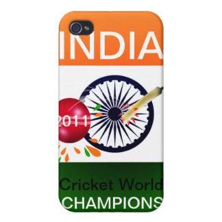 La India 2011 casos de Iphone 4 del mundial del gr iPhone 4 Coberturas