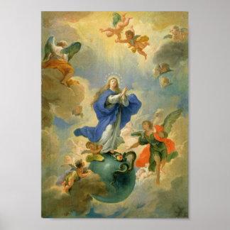 La Inmaculada Concepción Impresiones
