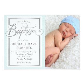 La invitación del bautismo, bautismo invita,