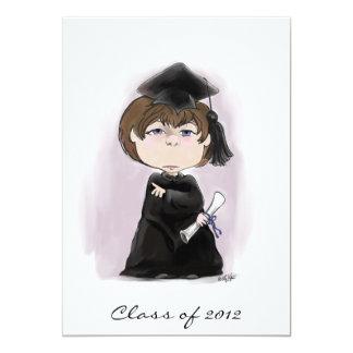 """"""""""" La invitación graduada de la graduación"""