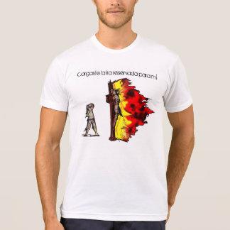 La Ira para hombre Camisetas
