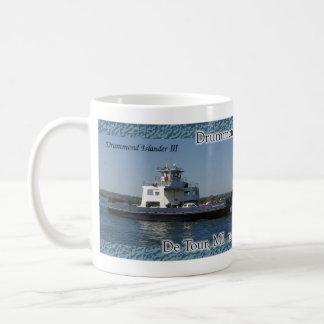 La isla de Drummond balsea la taza