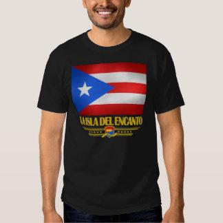 La Isla del Encanto Camisetas