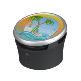 La isla soña los altavoces de Bumpster Altavoz Bluetooth