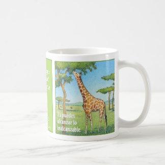 La Jirafa, taza de café