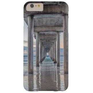 La Jolla, embarcadero de Scripps Funda Para iPhone 6 Plus Barely There