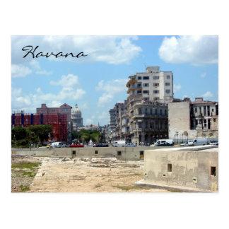 la La Habana Tarjeta Postal