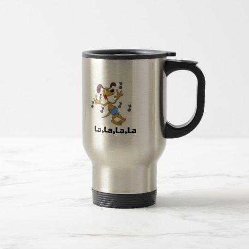 La, La, La, La Tazas De Café
