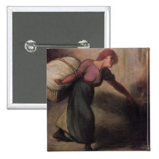 La lavandera, 1894 (aceite en lona) pins