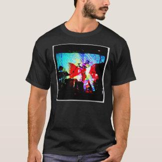 La lección del boxeo en Austin de Emo Camiseta