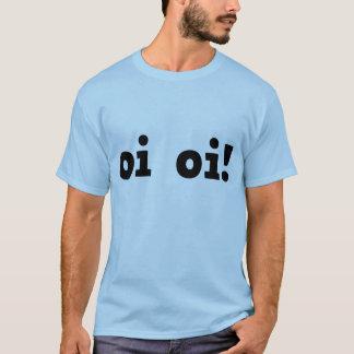 ¡La ley - camiseta - Oi Oi!
