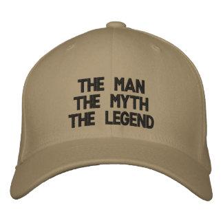La leyenda de ManThe MythThe Gorra Bordada