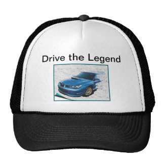 La leyenda gorras