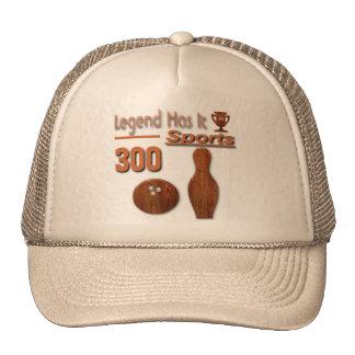 La leyenda lo tiene se divierte gorras de camionero