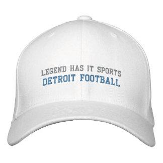 La leyenda lo tiene se divierte gorra de béisbol bordada