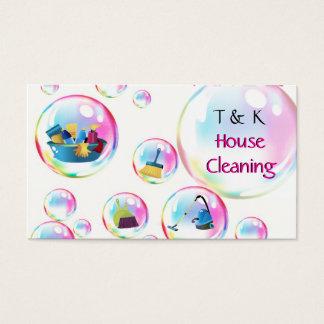 La limpieza mantiene la tarjeta de visita de las