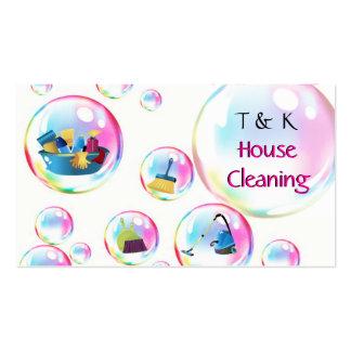 La limpieza mantiene la tarjeta de visita de las b