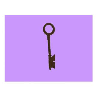 La llave maestra postal