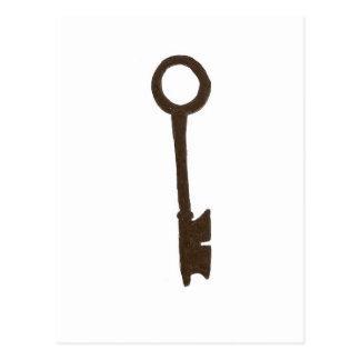 La llave maestra postales