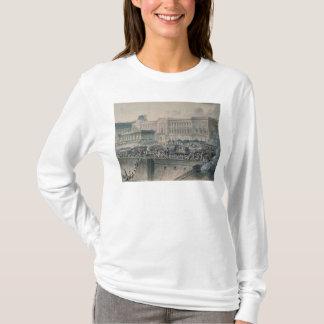 La llegada de Louis XVI delante de Camiseta