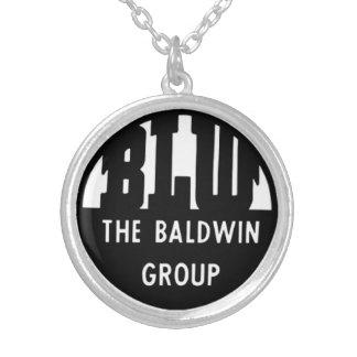 La locomotora de Baldwin funciona el collar del lo