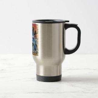 La los 2 más finos taza de viaje