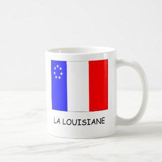 La Louisiane Taza Básica Blanca