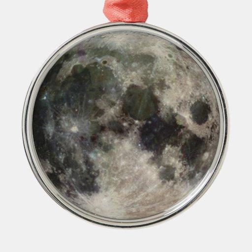 La luna adorno