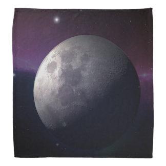 La luna en pañuelo bandanas