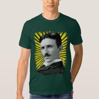 La luz de Tesla Camisas