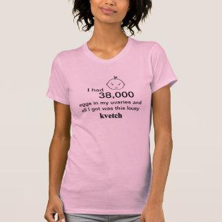 La madre de Kvetching Camisetas
