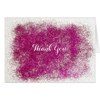 La magenta le agradece tarjeta de felicitación