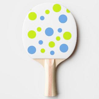 La magia burbujea paleta del ping-pong pala de ping pong