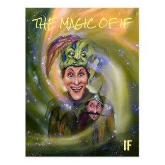 La magia de SI postal por Mike Winterbauer