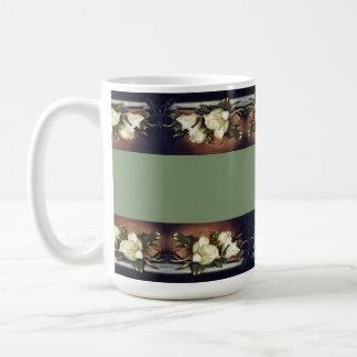 La magnolia de Heade florece la taza floral del