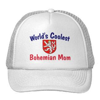 La mamá bohemia más fresca gorras