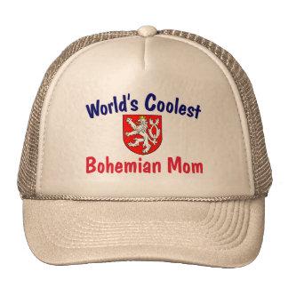 La mamá bohemia más fresca gorras de camionero