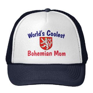 La mamá bohemia más fresca gorros